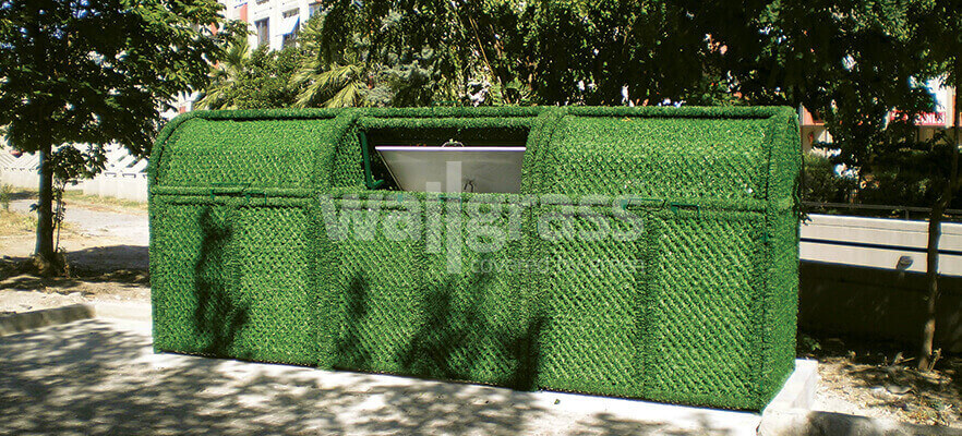 Living Comfortable is a Right! Turn Your Garden With Grass Fences!