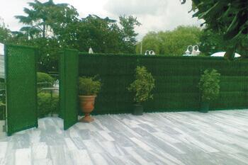 artificial wall grass