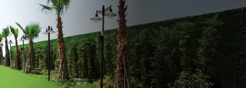 What is Wallgrass Artificial Grass Panel?