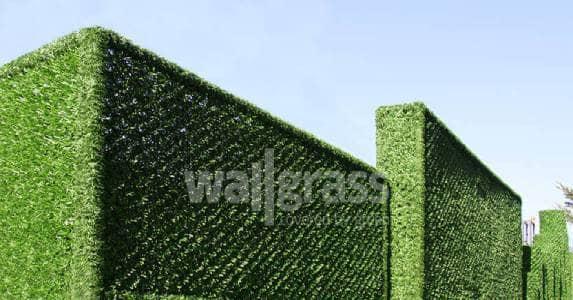 Grass Fence - Panel
